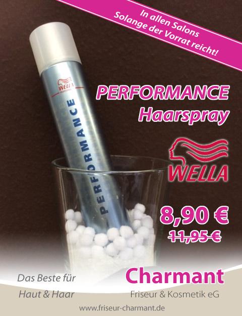 Angebot Performance Haarspray Friseur Kosmetik Eg Charmant