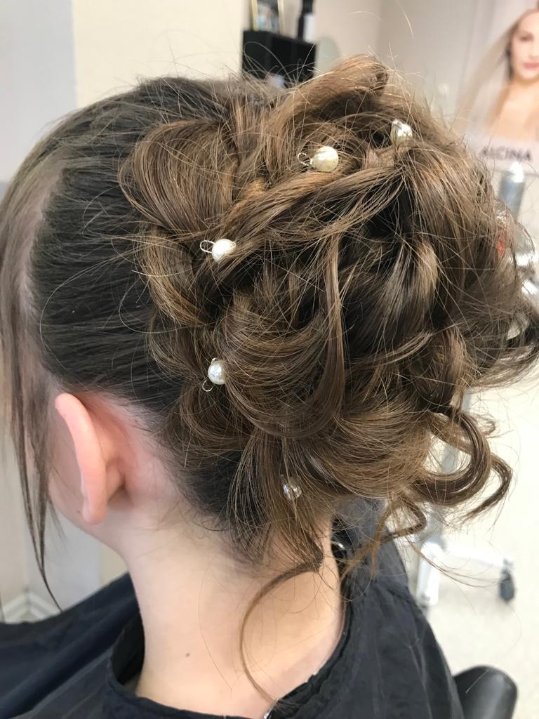 Frisuren Zur Jugendweihe Friseur Kosmetik Eg Charmant